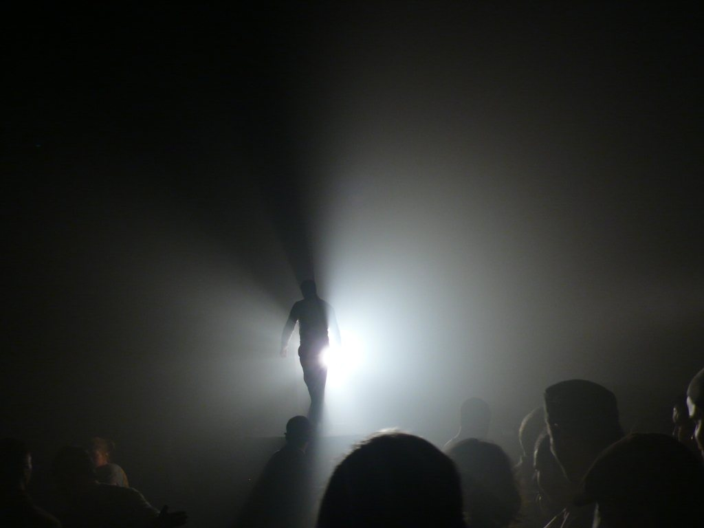 Fuerzabruta - Walking Man