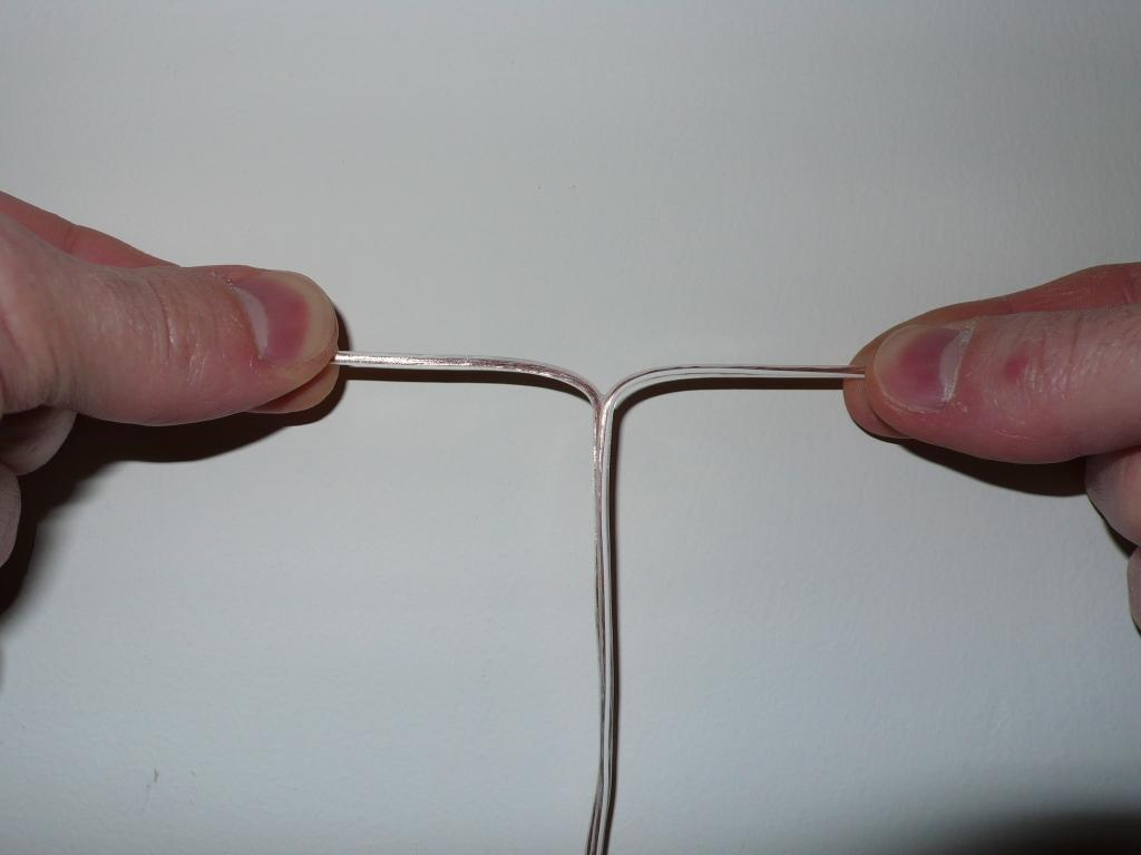 pulled wire