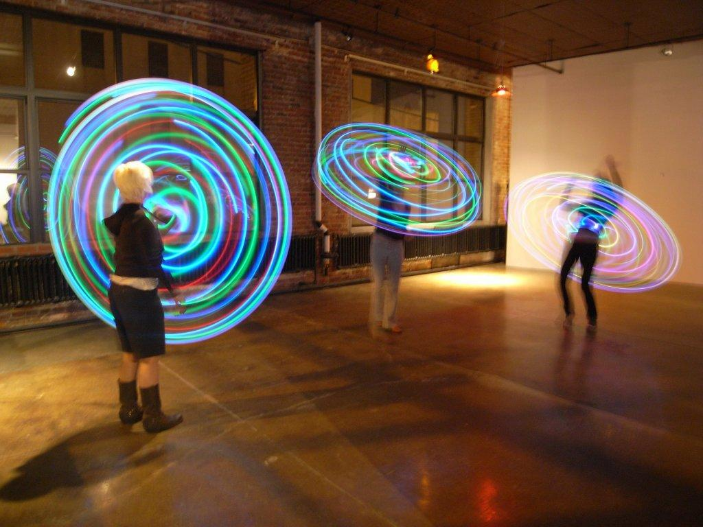 ProdMod LED Hula Hoop Workshop 296