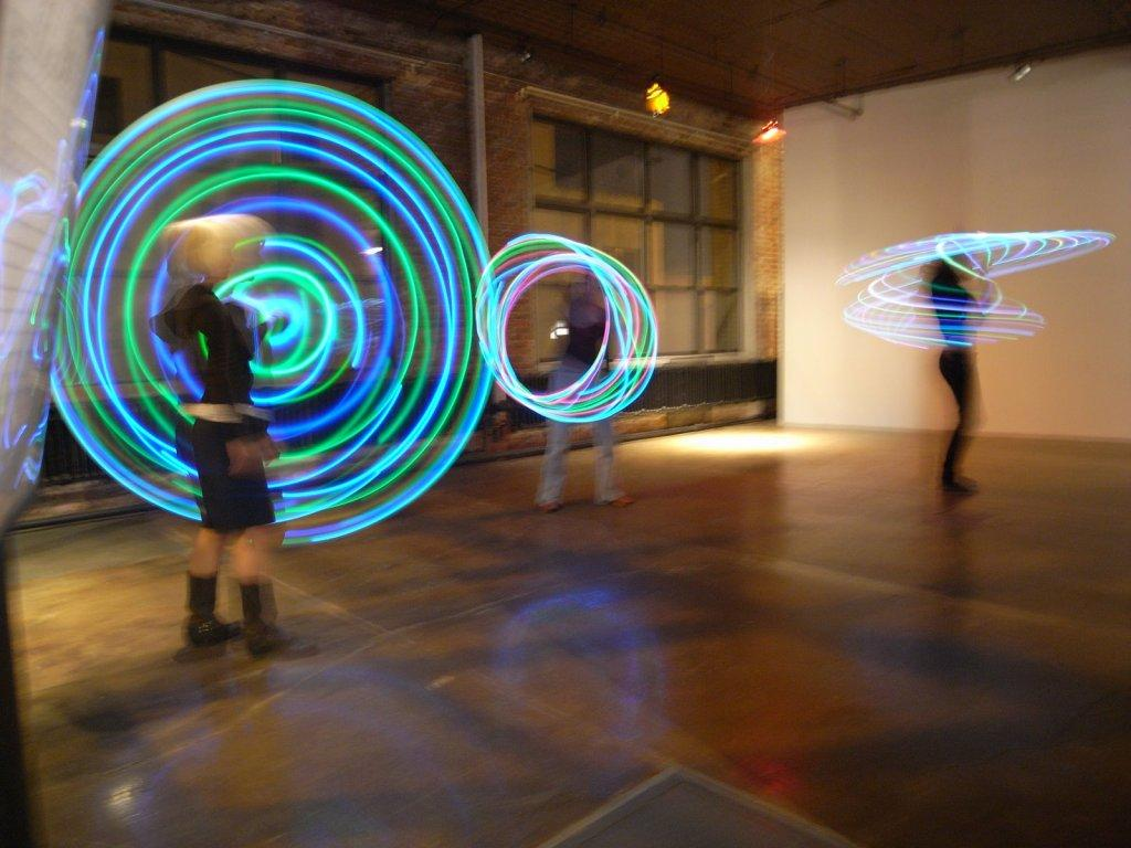 ProdMod LED Hula Hoop Workshop 297